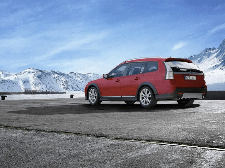 2009 Saab 9-3X 248555