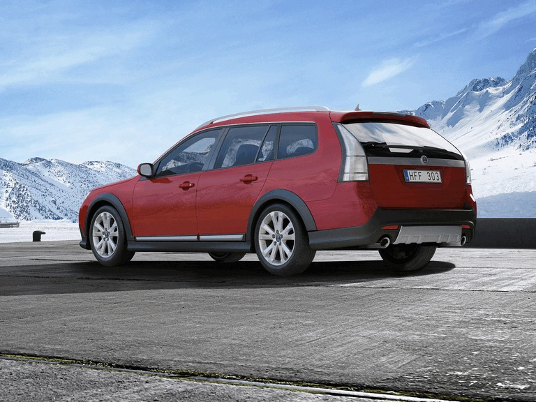2009 Saab 9-3X 248556