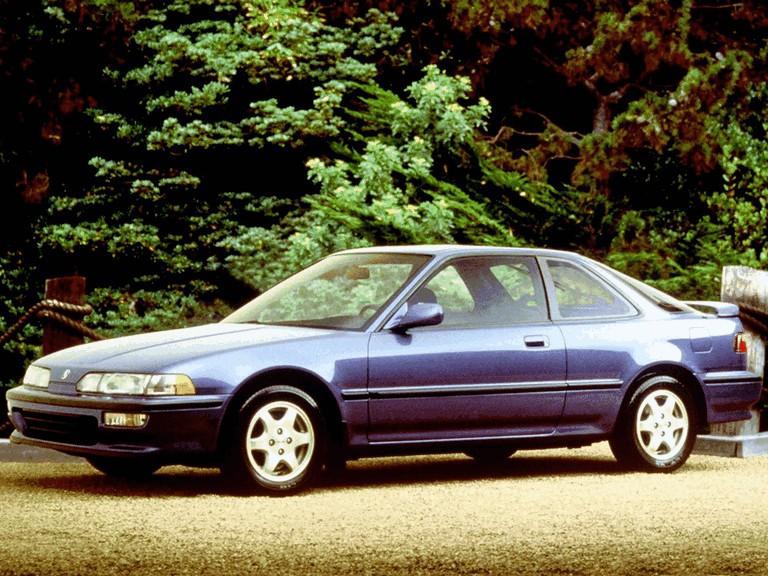 1992 Acura Integra GS R coupé 248622