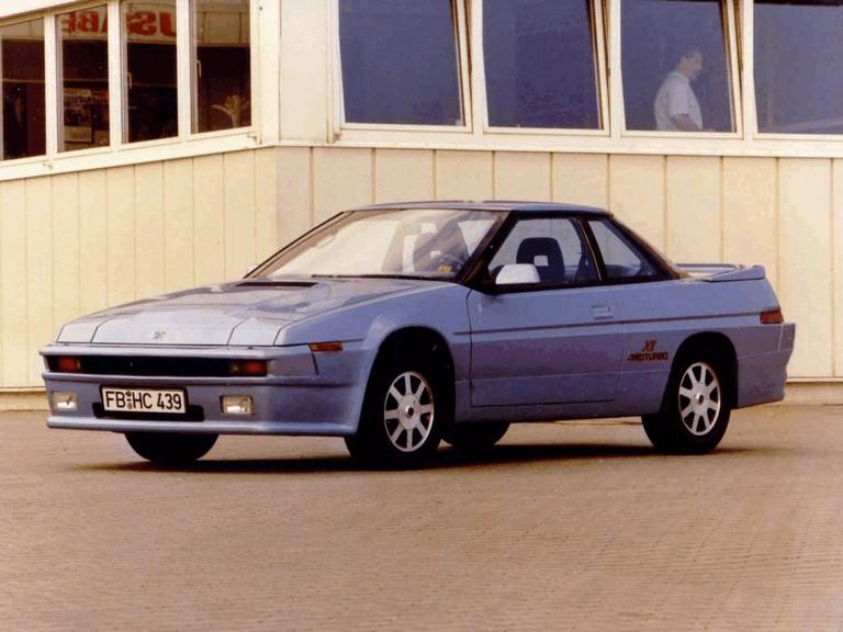 1985 Subaru XT 249052