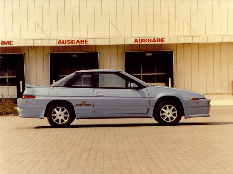 1985 Subaru XT 249054