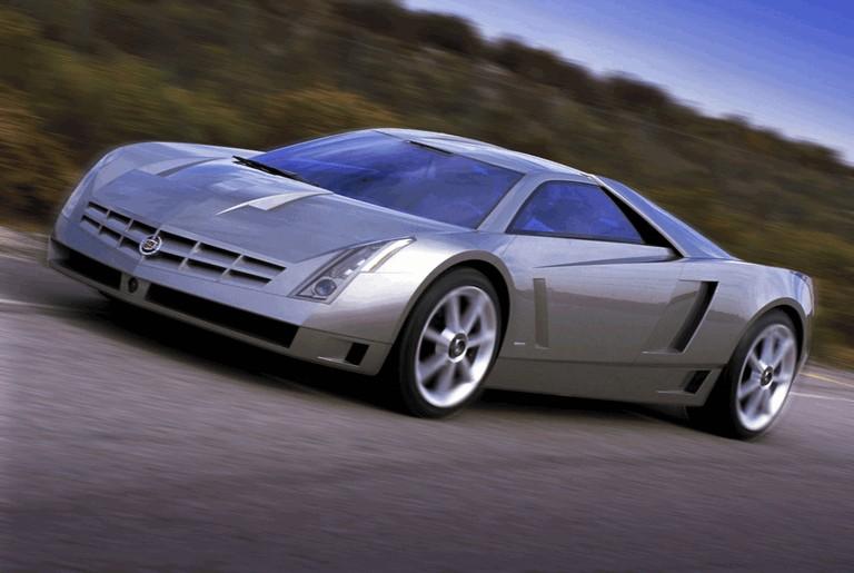 2002 Cadillac Cien 483481