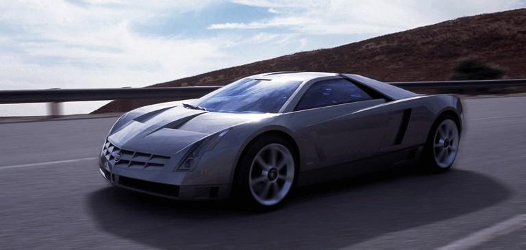 2002 Cadillac Cien 483483