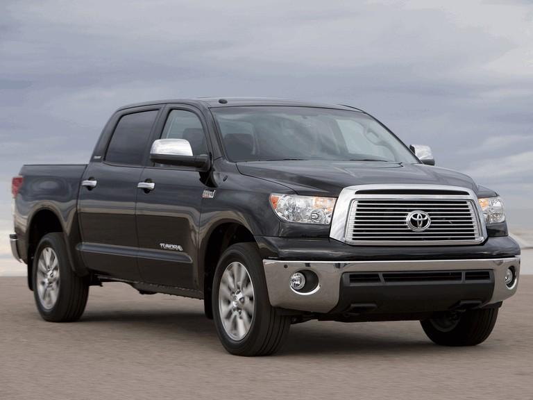 2009 Toyota Tundra CrewMax platinum package 249089