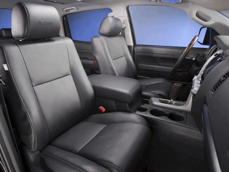 2009 Toyota Tundra CrewMax platinum package 249100