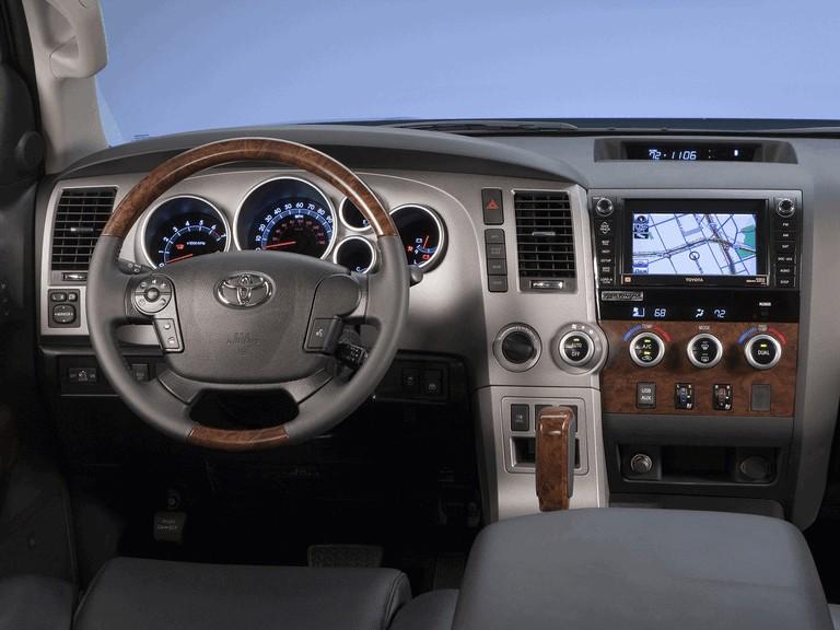 2009 Toyota Tundra CrewMax platinum package 249101