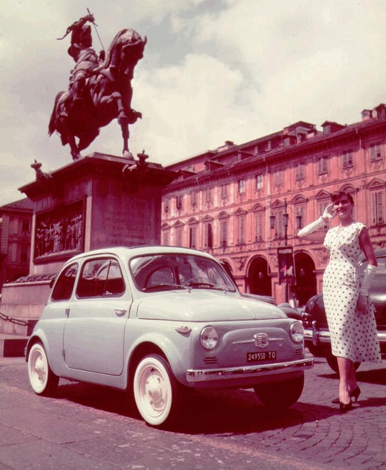 1957 Fiat 500 249150