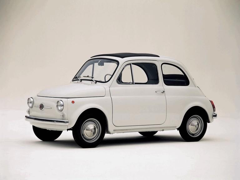 1960 Fiat 500D 249163