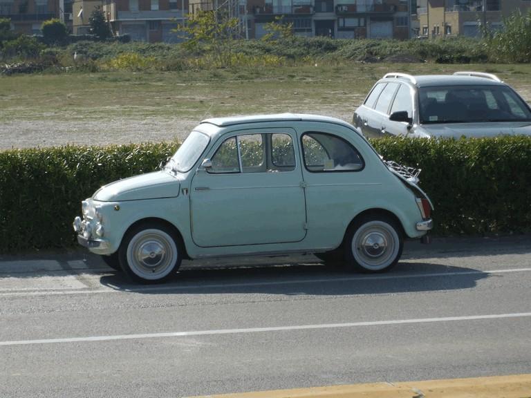 1960 Fiat 500D 249164