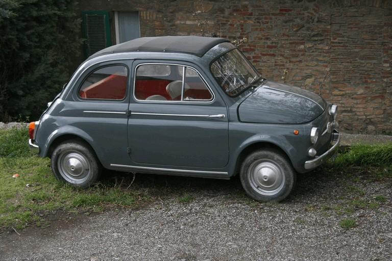 1960 Fiat 500D 249165