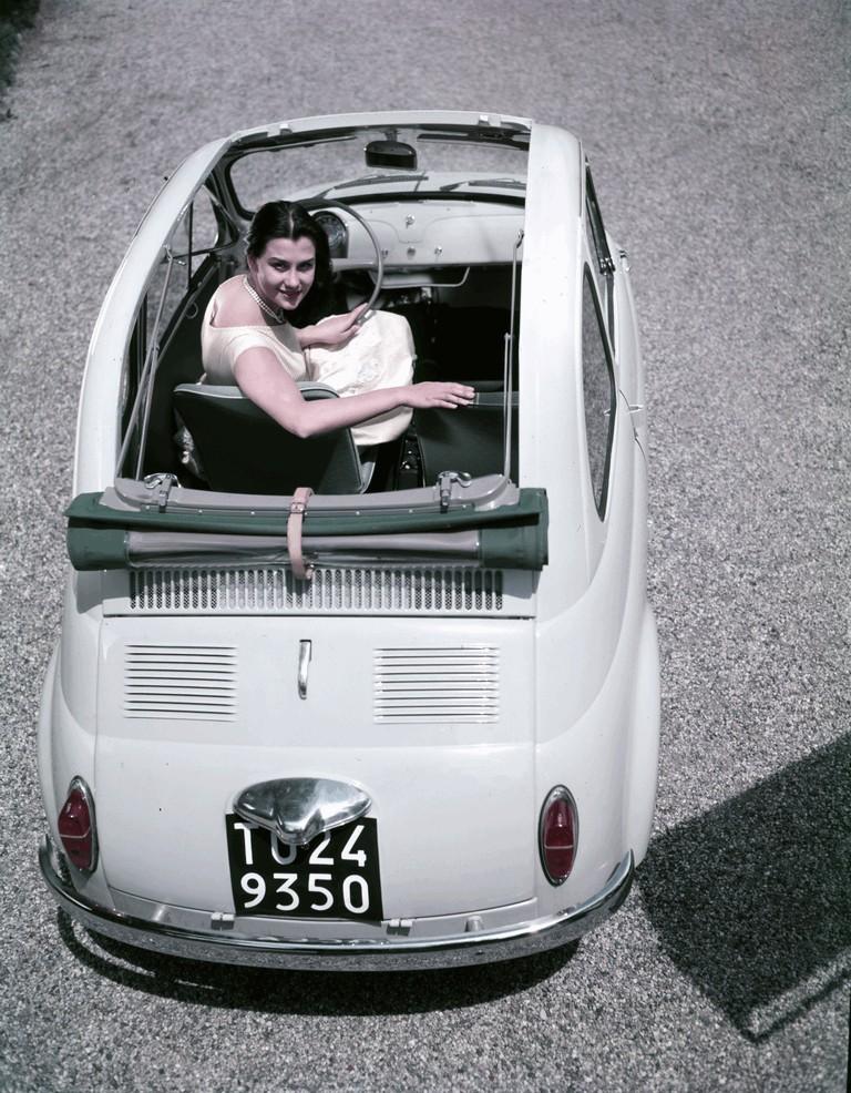 1960 Fiat 500D 249166