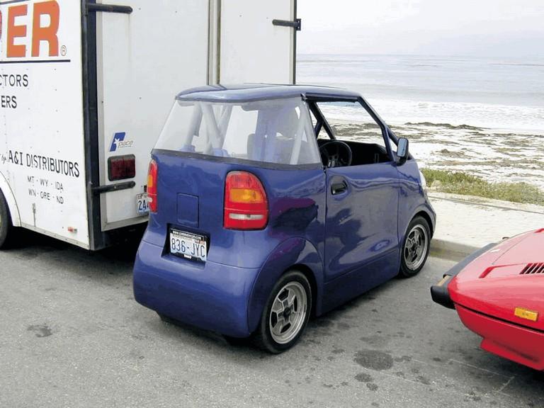 2002 Commuter Cars Tango Prototype 2