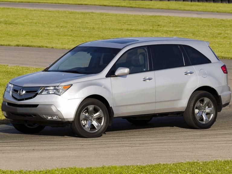 2008 Acura MDX SH-AWD 249503