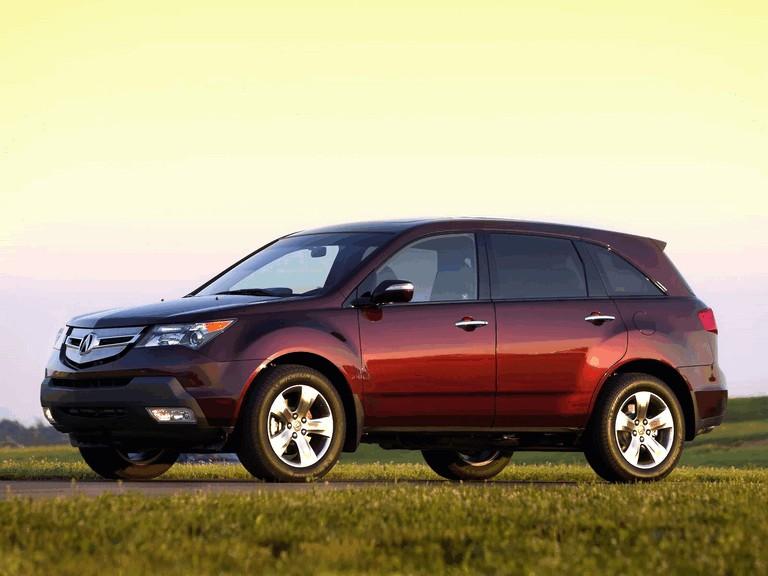 2008 Acura MDX SH-AWD 249525