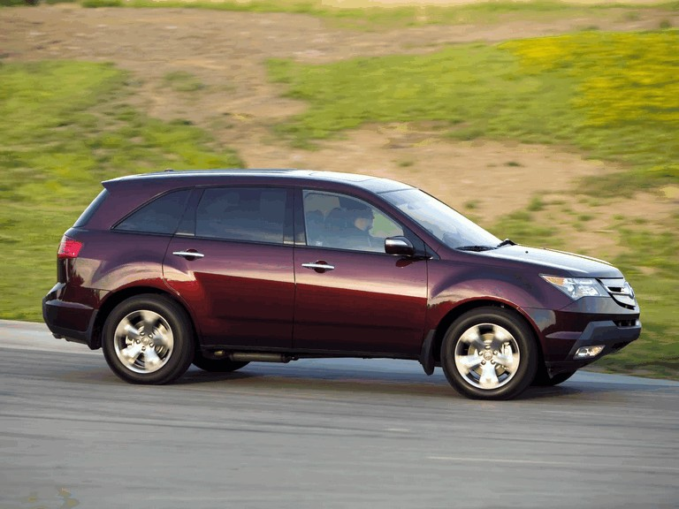 2008 Acura MDX SH-AWD 249531