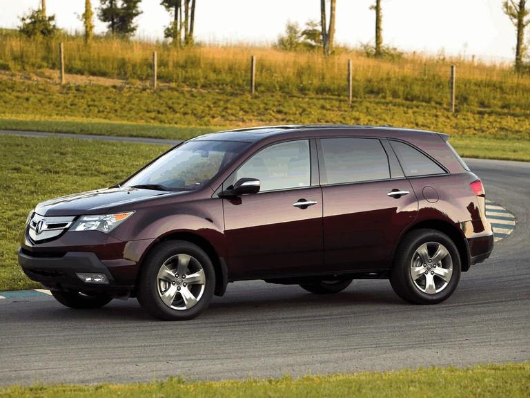 2008 Acura MDX SH-AWD 249533