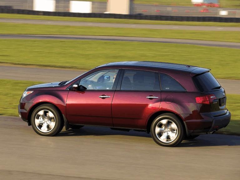 2008 Acura MDX SH-AWD 249543