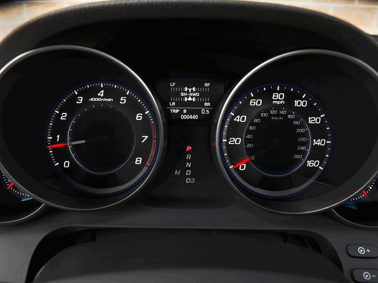 2008 Acura MDX SH-AWD 249567