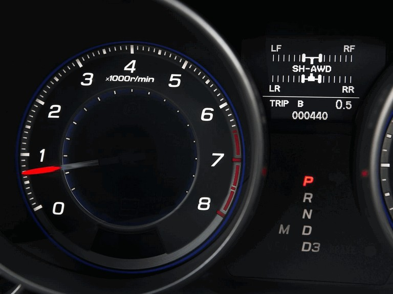 2008 Acura MDX SH-AWD 249568