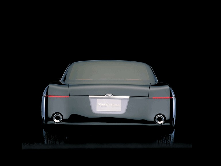 2002 Ford 49 concept 483570