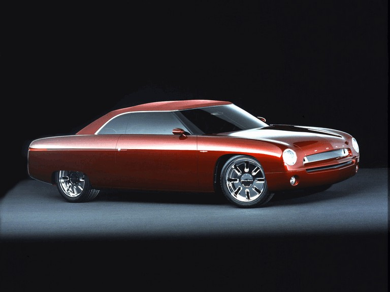 2002 Ford 49 concept 483580