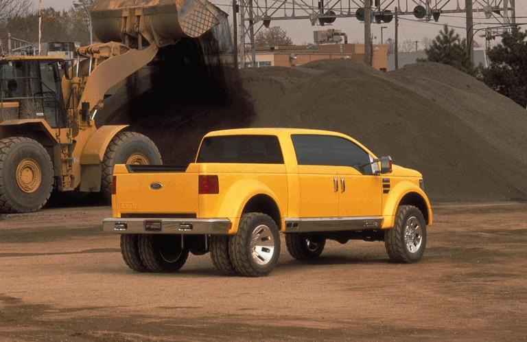 2002 Ford F-350 Tonka concept 483588