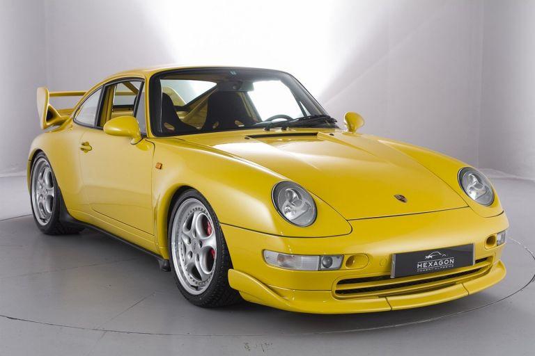 1995 Porsche 911 ( 993 ) GT2 RS Clubsport 518201