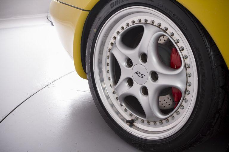1995 Porsche 911 ( 993 ) GT2 RS Clubsport 518208