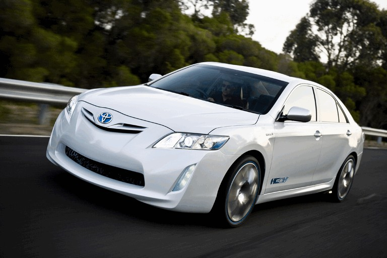 2009 Toyota HC-CV ( Hybrid Camry Concept Vehicle ) 249862