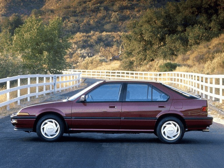 1986 Acura Integra 5-door 249897