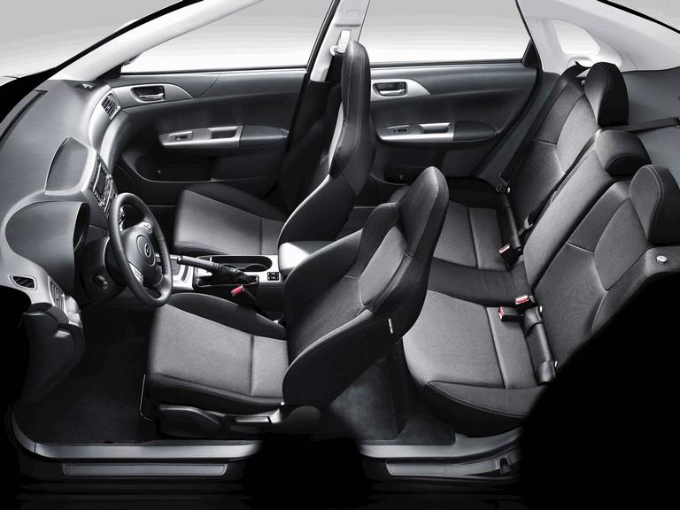 2008 Subaru Impreza 2.0R sport sedan 249908