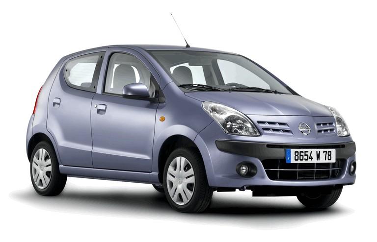 2009 Nissan Pixo 250005