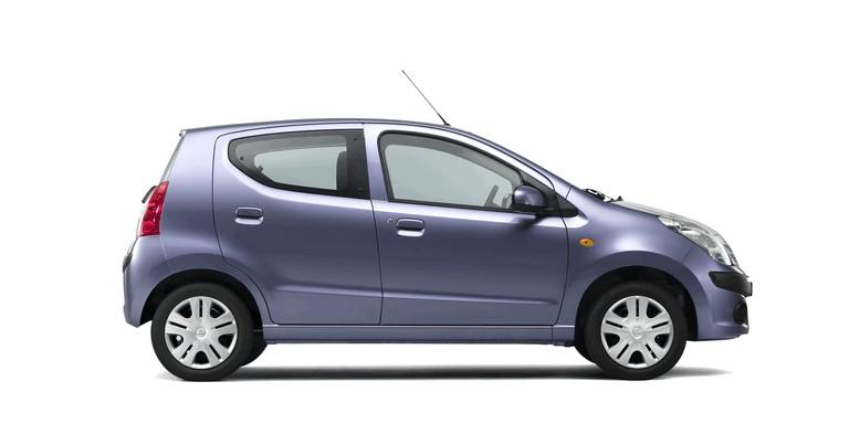 2009 Nissan Pixo 250007