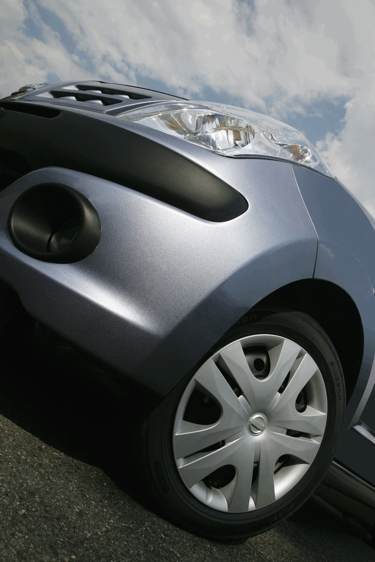 2009 Nissan Pixo 250009