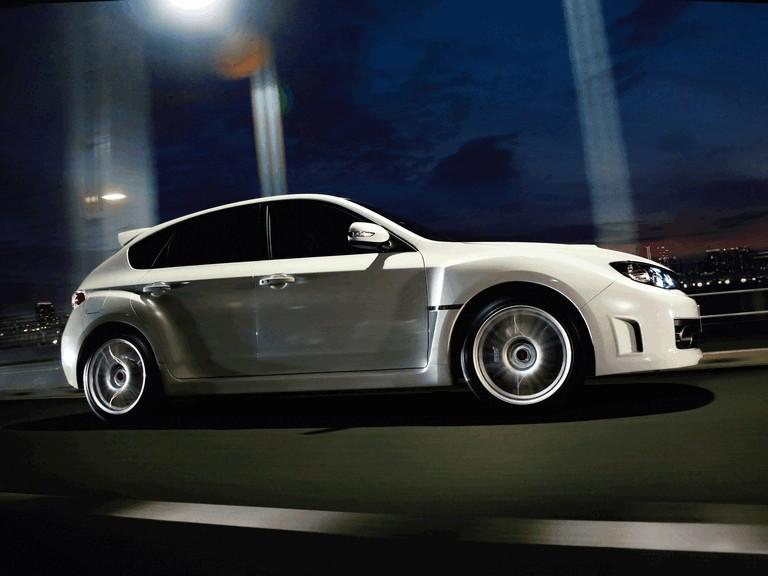 2009 Subaru Impreza WRX STi A-line 250067