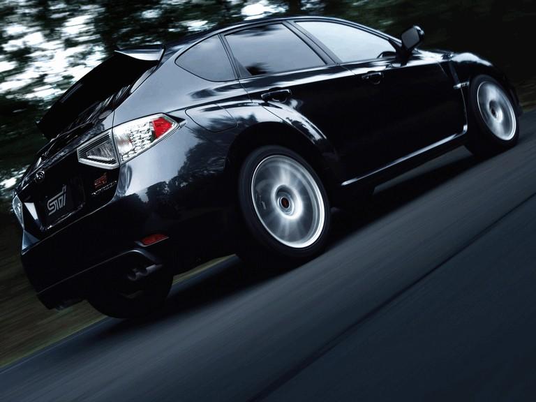 2009 Subaru Impreza WRX STi A-line 250072
