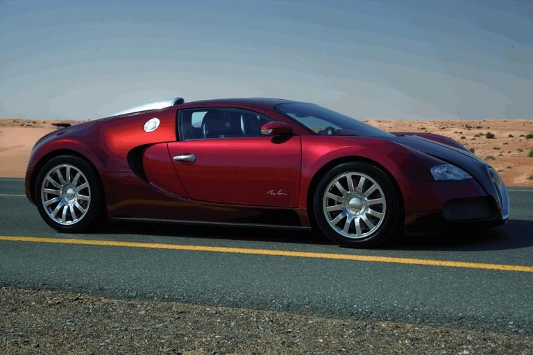 2009 Bugatti Veyron Centenaire 250084