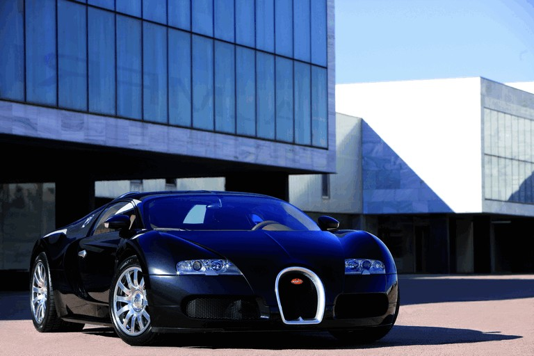 2009 Bugatti Veyron Centenaire 250096