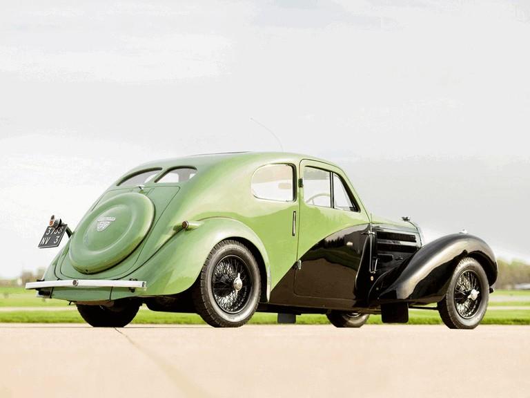1936 Bugatti Type 57C Coupé Aerodynamique 250235