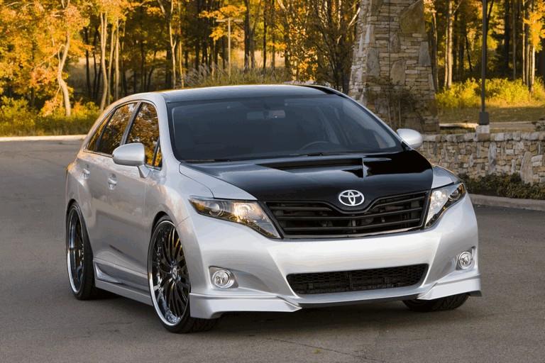 2009 Toyota Venza SportLux ( SEMA 2008 ) 250363