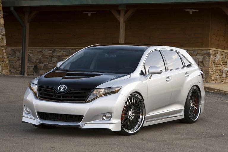 2009 Toyota Venza SportLux ( SEMA 2008 ) 250364