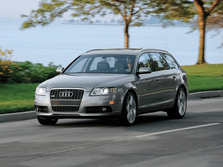 2007 Audi A6 3.2 Quattro Avant S-Line - USA version 250462