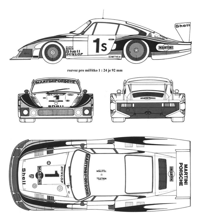 1978 Porsche 935 Moby Dick 250490