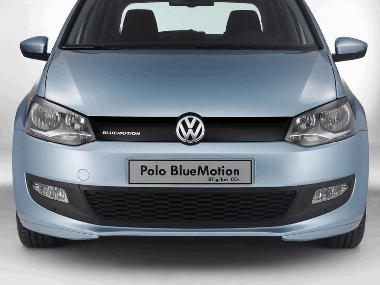 2009 Volkswagen Polo Bluemotion concept 250825