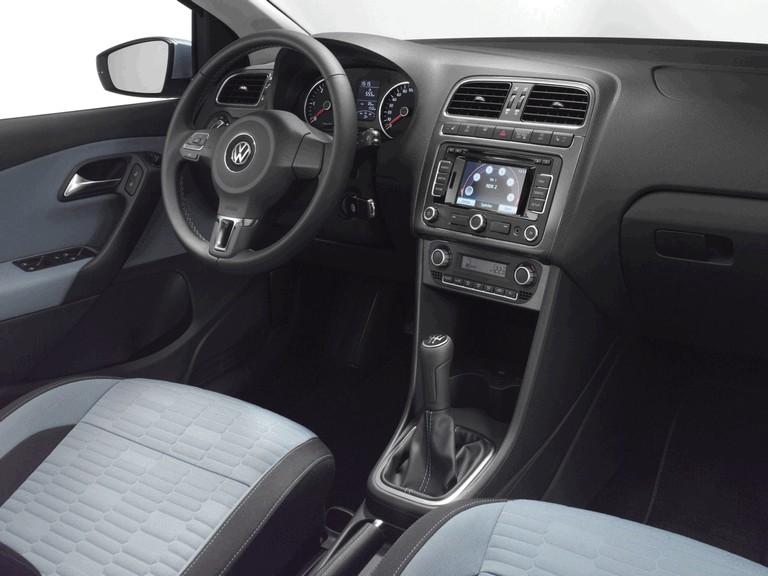 2009 Volkswagen Polo Bluemotion concept 250826