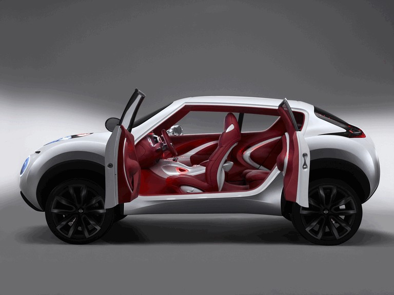 2009 Nissan Qazana concept 250896
