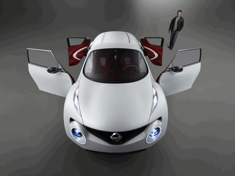 2009 Nissan Qazana concept 250897