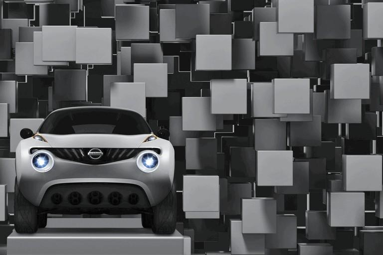 2009 Nissan Qazana concept 250910