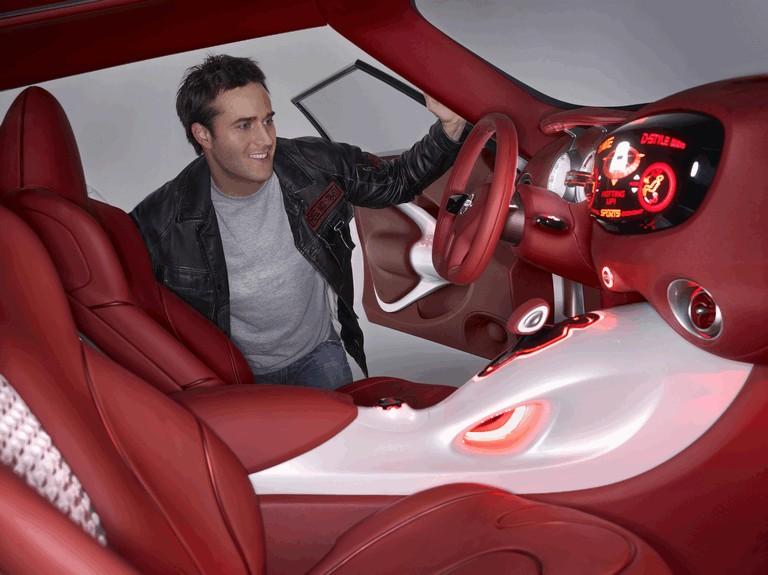 2009 Nissan Qazana concept 250912