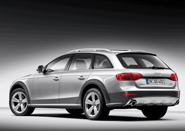 2009 Audi A4 Allroad quattro 502870